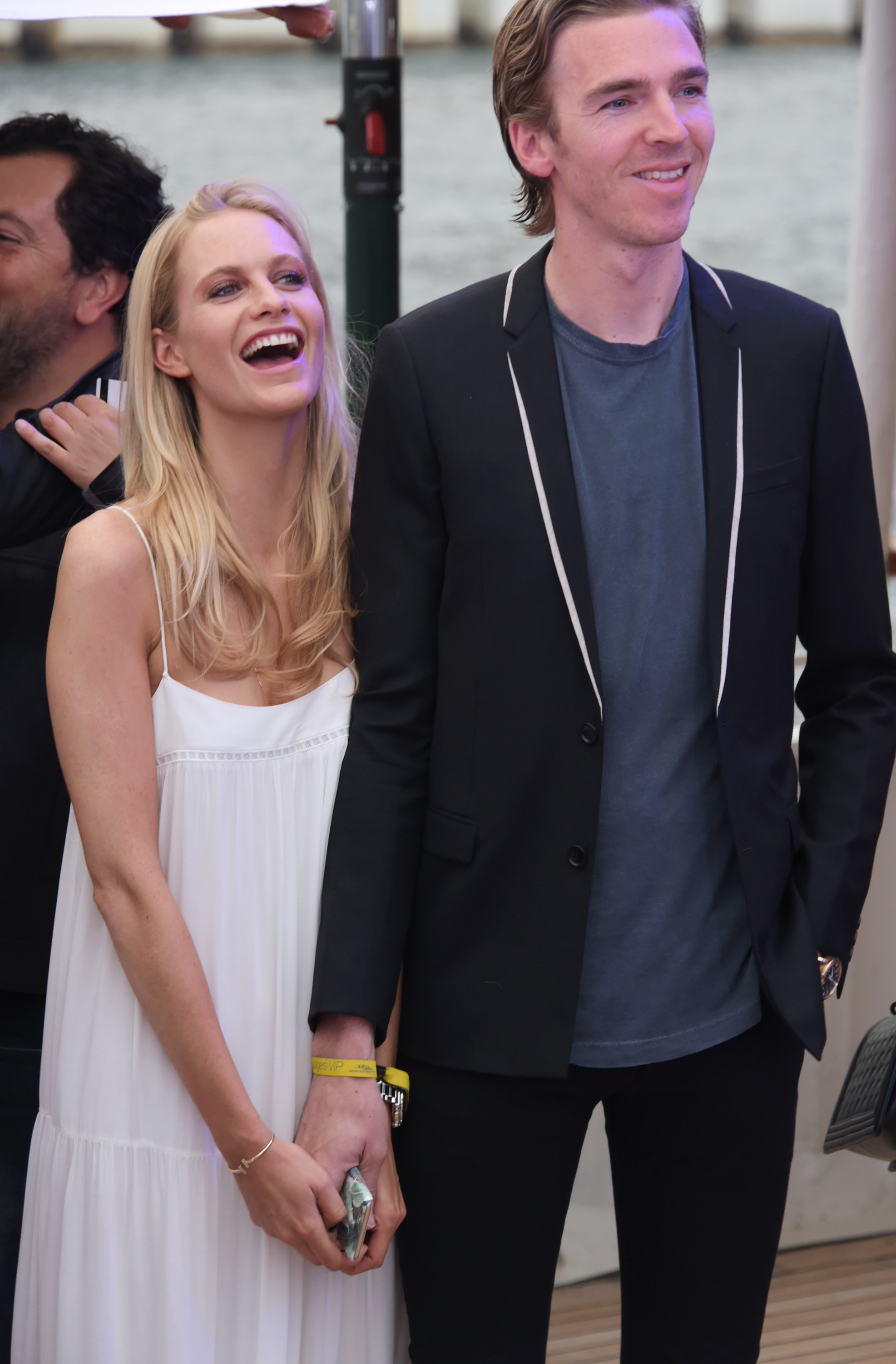 MONACO - MAY 23:  Poppy Delevingne (L) and James Cook attend the TAG Heuer Monaco Party on May 23, 2015 in Monaco, Monaco.  (Photo by David M. Benett/Getty Images for TAG Heuer) *** Local Caption *** Poppy Delevingne; James Cook