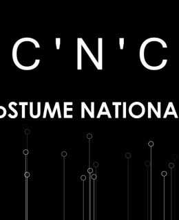 C'N'C' CoSTUME NATIONAL Fashion Men's Fall Winter 2015/16 Milan