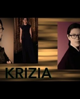 KRIZIA Collections Fall Winter 2016/17