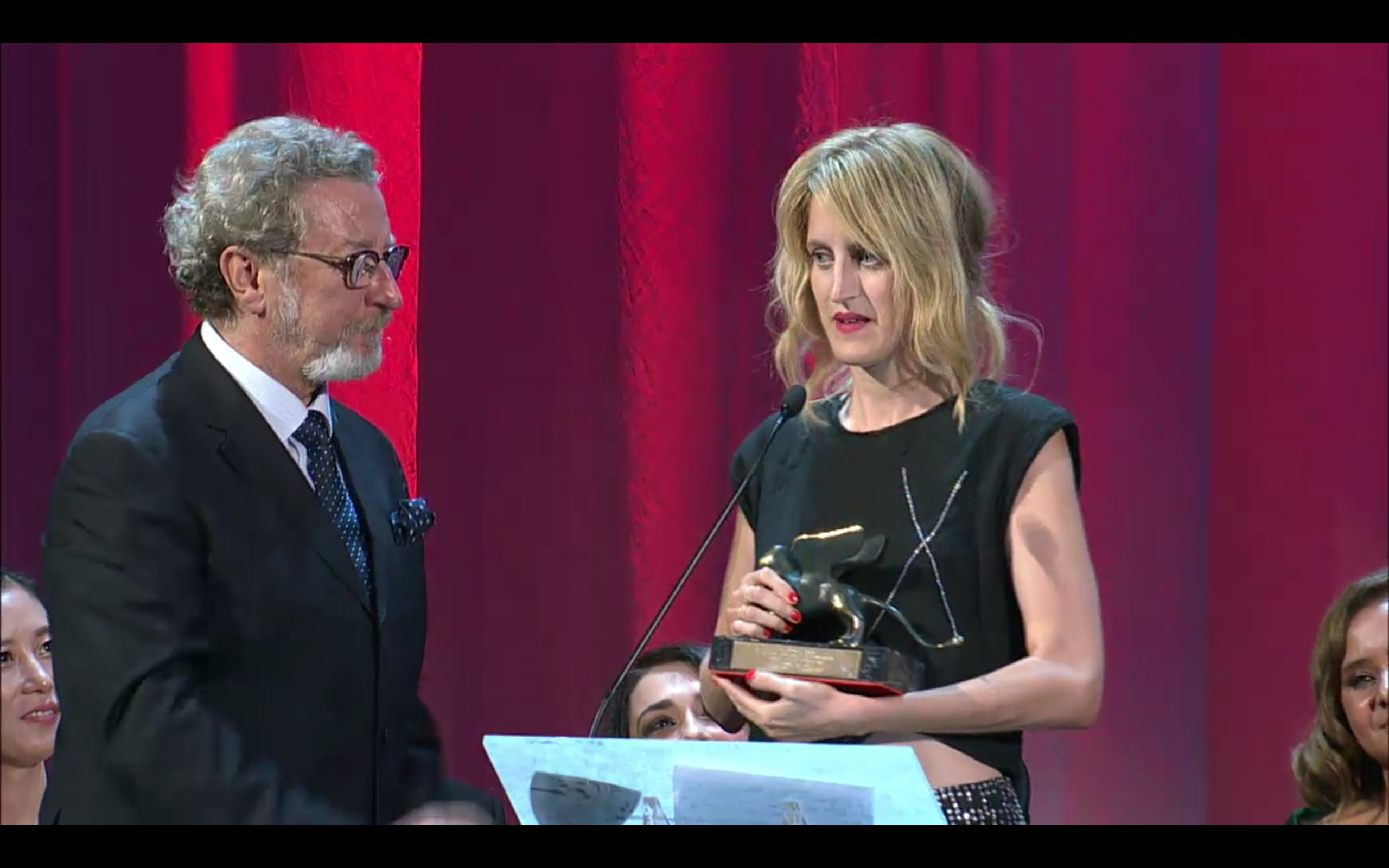 ORIZZONTI AWARD FOR BEST DIRECTOR to: FIEN TROCK for HOME