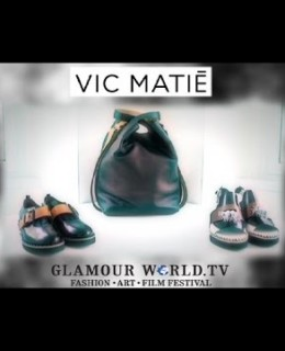 FASHION COLLECTION VIC MATIE' Spring-Summer 2017