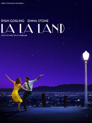 LA LA LAND is the  Best Motion Picture - Musical or Comedy