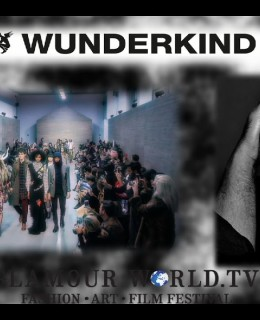 WUNDERKIND Collection Milan Fashion Week Fall Winter 2018