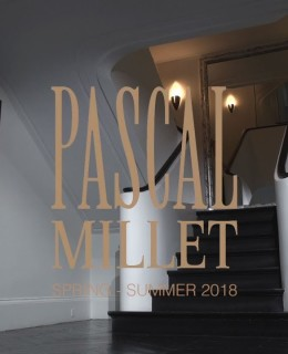 PASCAL MILLET SS 2018