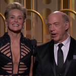 Sharon Stone & J.K. Simmons
