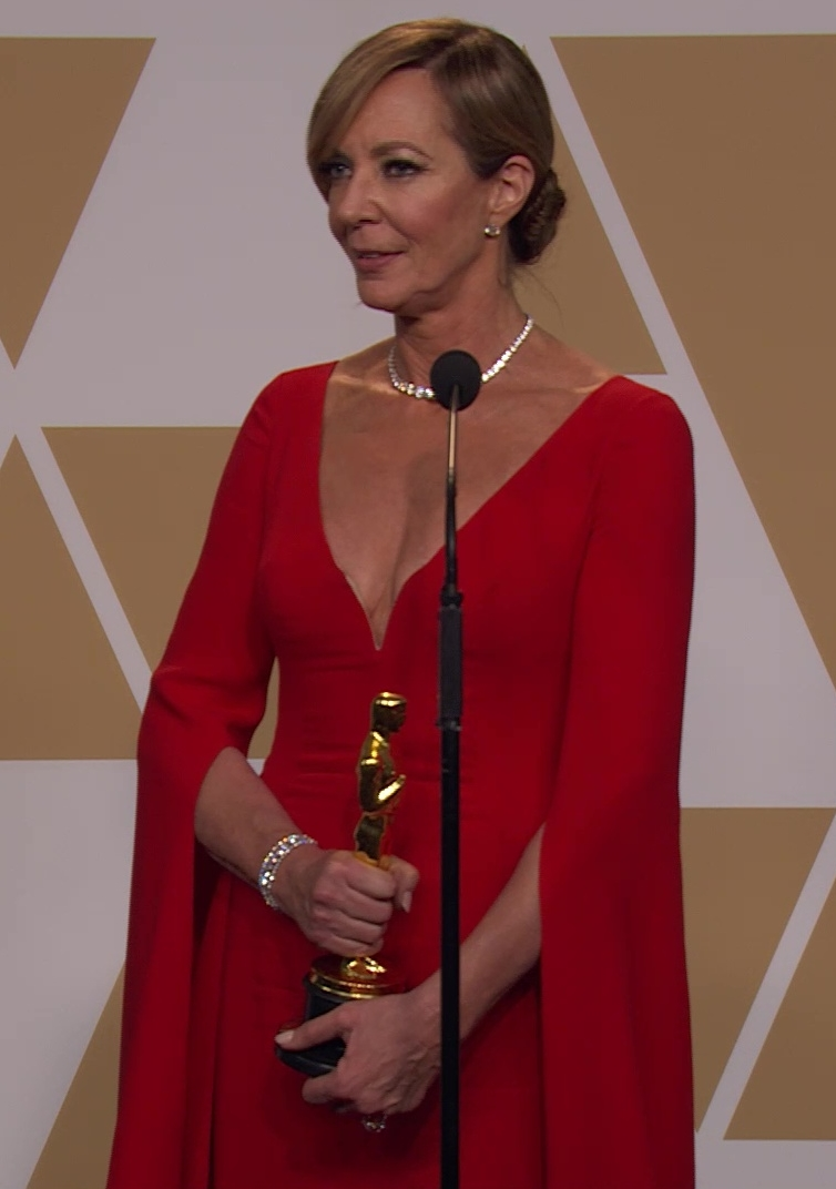 Allison Janney (Best Actress supporting role)