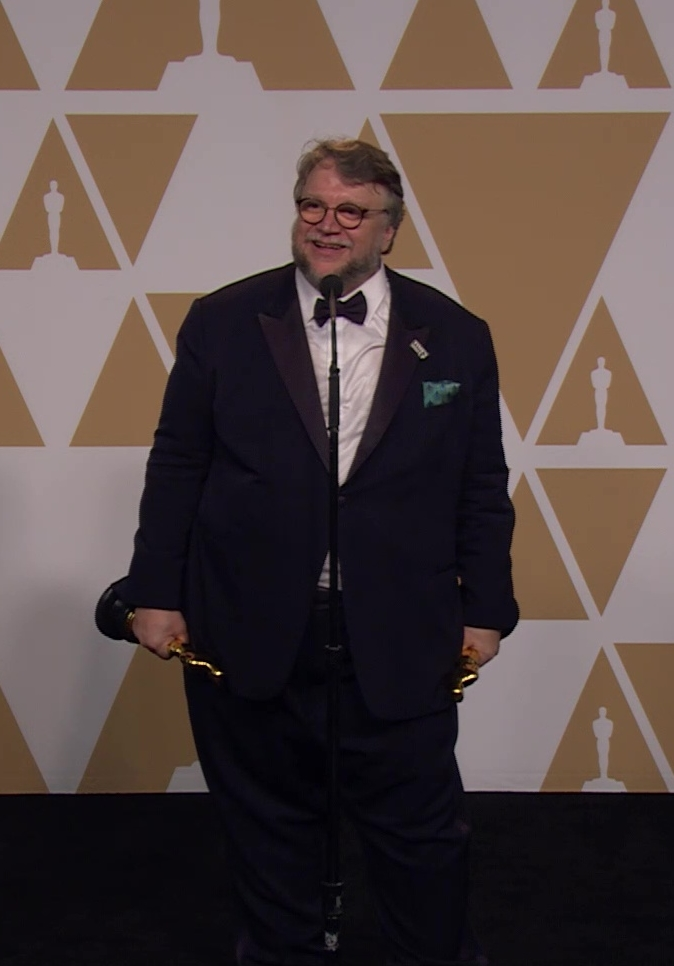 Guillermo del Toro (Best Film Director)