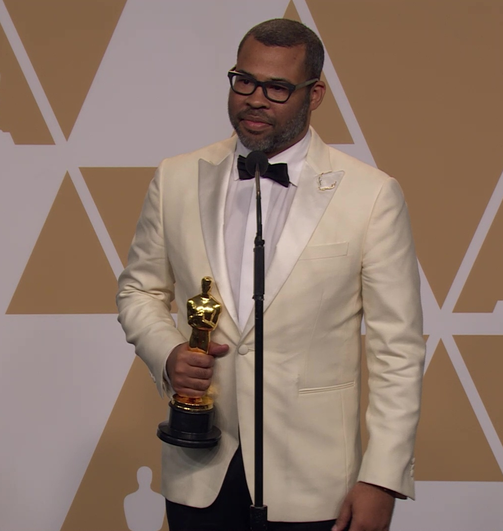 Jordan Peele (Best Writing Original Screenplay)