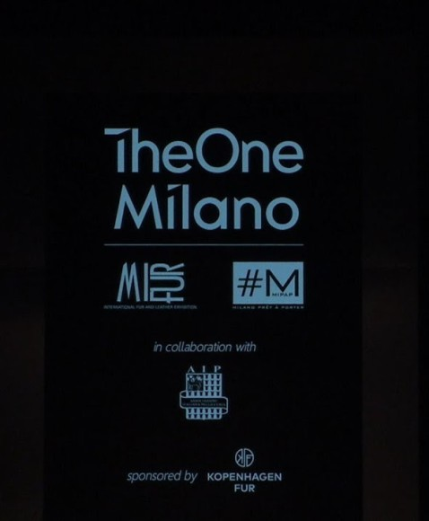SHOW THE ONE MILANO FW2019