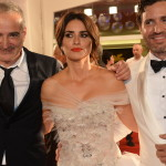 Olivier Assayas, Penelope Cruz and Edgar Ramrez