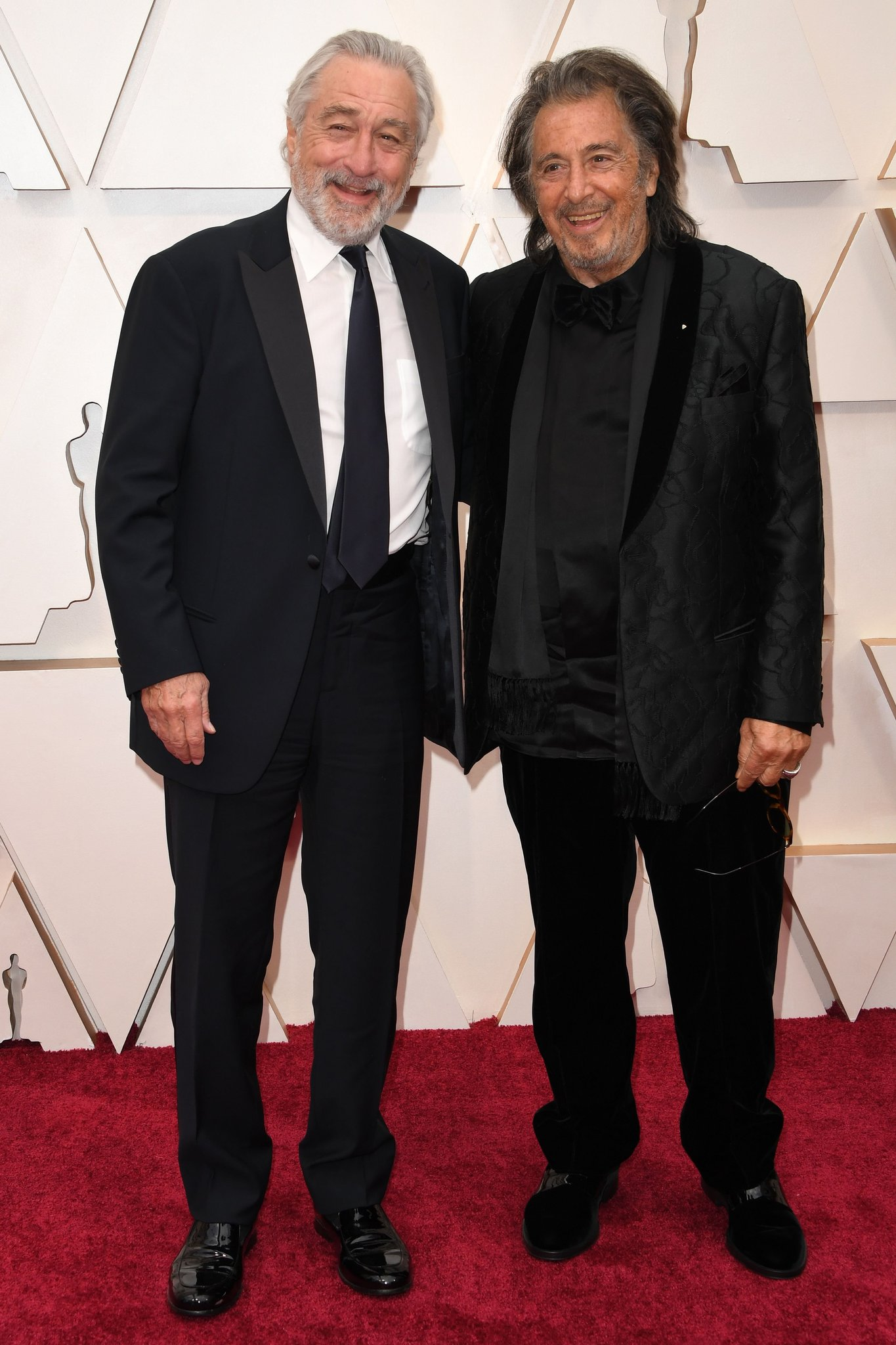 Robert DeNiro and Al Pacino