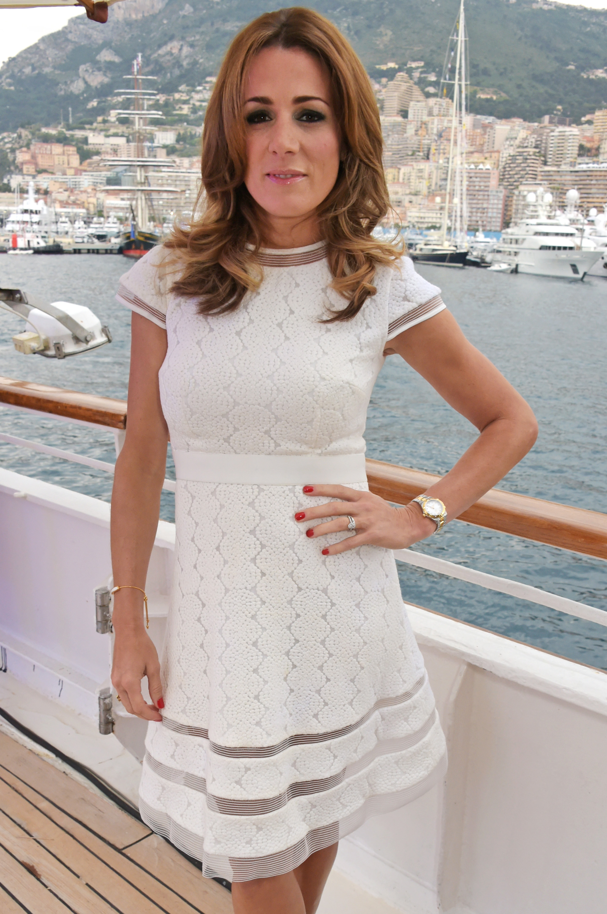MONACO - MAY 23:  Natalie Pinkham attends the TAG Heuer Monaco Party on May 23, 2015 in Monaco, Monaco.  (Photo by David M. Benett/Getty Images for TAG Heuer) *** Local Caption *** Natalie Pinkham