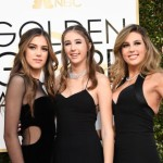 Sophie, Sisine and Scarlet Stallone