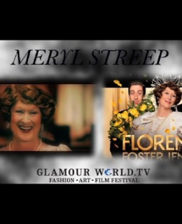 FLORENCE Foster jenkins – meeting with the actress MERYL STREEP